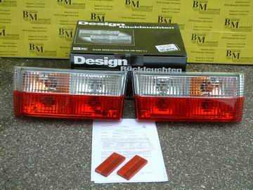 klarglas r ckleuchten rot wei f r golf 1 cabrio klein. Black Bedroom Furniture Sets. Home Design Ideas